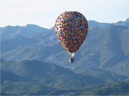 Up House Balloons Disney Pixar Up More Than Hot Air Onemichaelbrown