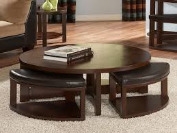 Furniture Coffee Tables Sets Modern Oval Coffee Table