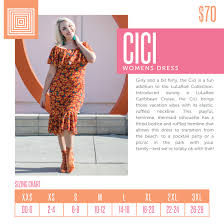 Lularoe Cici Style Size And Price Direct Sales Party