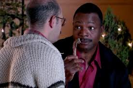 Stew Going as Carl Weathers Returns
