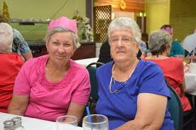 Pam Whibley and Betty Barton. Photo Will Hunter / Dalby ...   Buy Photos  Online   Sunshine Coast Daily