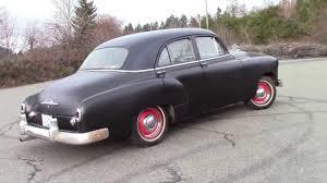 1952 Chevy Styline walkaround - YouTube