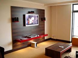 Small Picture flat screen tv on wall ideas TV wall Pinterest Tv walls