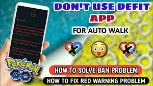 How to solve ban problem in pokemon go || 2020 ban problem fixed in pokemon  go |