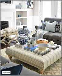 wonderfull 3 ways to style your coffee table or ottoman decorative items for coffee table