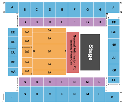 Knoxville Civic Coliseum Seating Chart Knoxville