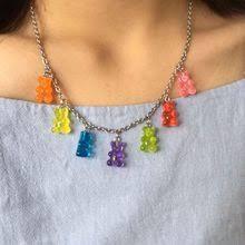 cute <b>bear</b> necklace fashion