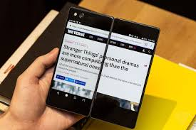 Zte Axon M Review Double Trouble The Verge