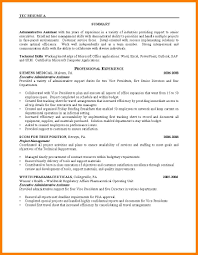 Office Assistant Resume 100 Office Assistant Resume Skills Synopsis Format 64