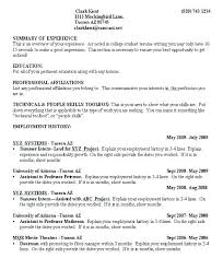 Example Of College Student Resume Custom Graduate Resume Example Examples Of College Resumes Graduate Resume
