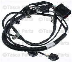 new oem mopar rear park assist wiring harness 2005 2009 jeep grand image is loading new oem mopar rear park assist wiring harness