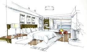 Interior design drawings perspective Color Interior Design Sketches Interior Design Bedroom Sketches Fresh Bedrooms Decor Ideas Interior Design Sketches Living Room Interior Design Sketches Thesynergistsorg Interior Design Sketches Sketch Perspective Interior Design Sketches