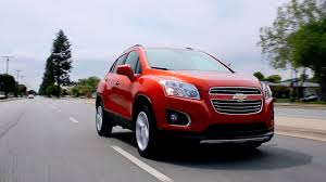 2016 Chevy Trax - Review and Road Test - YouTube
