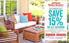world market outdoor cost plus off