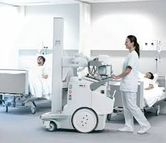 Digital Radiography Mobile Digital Radiography Driving Efficiency Imaging