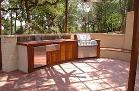 ... Pictures Elegant Outside Kitchen Ideas Alluring Kitchen Remodel Concept  With Ideas And Benefits Of Having Outdoor Kitchen ...
