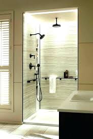 how to install shower walls wall sheets bathroom waterproof panels paneling mosaic tile p