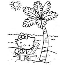 Small Picture Beach Coloring Pages 20 Free Printable Sheets to Color