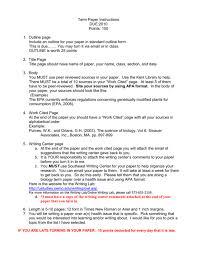 Apa 6 Sample Paper Apa Format Term Paper Accesspinellas