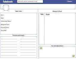 facebook page template for students facebook template for teachers my classroom classroom teacher