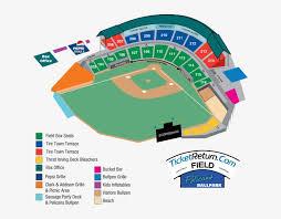 Target Center Nitro Circus Seating Chart Seating Map Myrtle Beach Pelicans Stadium Free