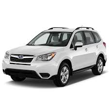 subaru forester 2016 white. Plain 2016 2016 Subaru Forester Angular Front And White