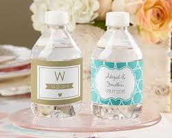 wedding bottle label personalized wedding water bottle labels