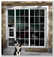 tremendous sliding glass doors doggie door automatic doggie door for sliding glass doors with pet door