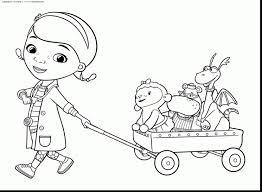 Doc Mcstuffins Coloring Pages Download Coloring For Kids 2019