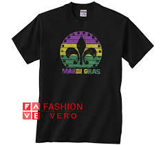 Perlis Mardi Gras Unisex Adult T Shirt