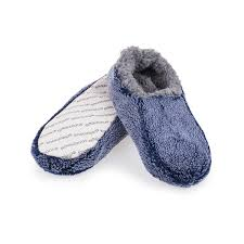 Snoozies Size Chart Snoozies Mens Two Tone Snoozie Slippers