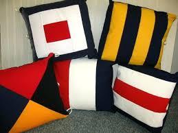 home by the seas outdoor pillows sunbrella fabric