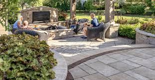 5 patio designs that wow unilock