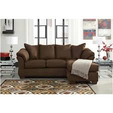 Ashley Furniture Darcy Cafe Living Room Sofa Chaise
