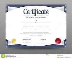 Corporate Certificate Template Elegant Certificate Template Business Certificate Formal Theme 9