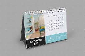 table calendar template free 18 2017 desk calendar designs free premium templates table