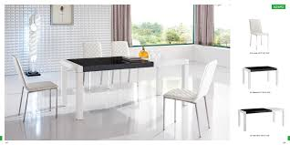 Dining Room Chairs White White Plastic Chairs With Silver Steel Combined With White Black