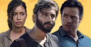 The Walking Dead's Avi Nash addresses Rosita and Eugene 'kiss' | Metro News