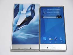 sharp aquos phone. sharp aquos crystal 2 phone 0