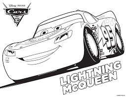 cars 3 coloring pages free printable sheets for picturesque lightning mcqueen colouring