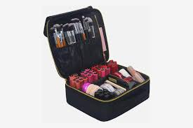 professional makeup train case
