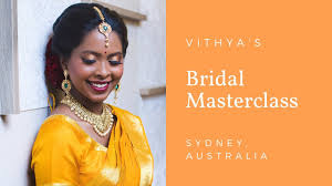 sydney mastercl vithya hair and makeup artist