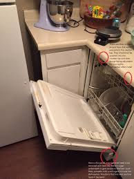 See Through Dishwasher The Dishwasher In My Girlfriends Apartment Its Impossible To