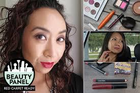feature fashion magazine post red carpet makeup