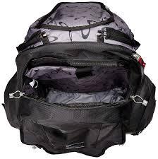 Amazoncom Oakley Kitchen Sink Backpack Black One Size Clothing