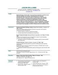 11 sample resume summary of summary sample resume