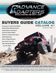 Offroad Design Np205 Twin Stick Buyers Guide March 2011 P65 Manualzz Com