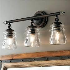 industrial bathroom vanity lighting. Industrial Vanity Light Bathroom Lighting With Regard To Homely Design Fixtures 6