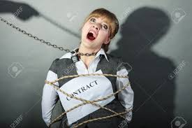 Image result for Graphic images of people bound with chain or rope on the internet