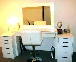 Bedroom Vanity With Lights Vanity Without Mirror Bedroom Vanity ...